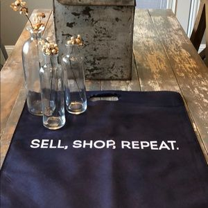 Cute tote, shopping or grocery bag